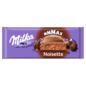 Milka Alpine Milk Chocolate with Hazelnut Mass 270 g