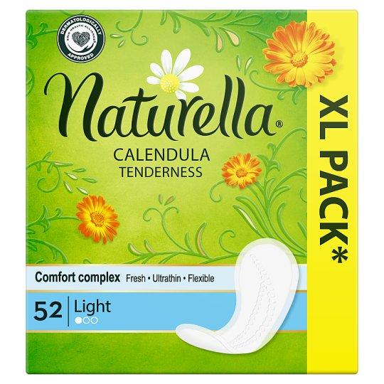 Naturella Panty Liners Normal Calendula Tenderness 52 Liners