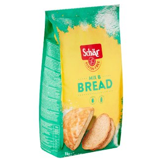 Schär Mix B Gluten- and Lactose-Free Bread Flour 1 kg