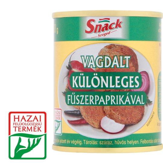 Snack Szeged vagdalt különleges fűszerpaprikával 130 g