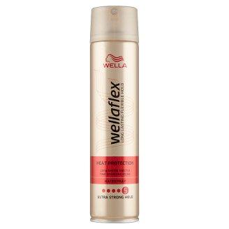 Wellaflex Heat Creations Ultra Strong Hairspray 250 ml