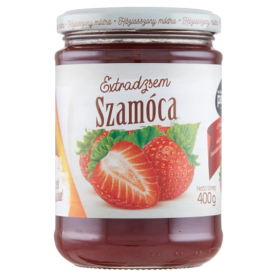 Pacific Housewife Style Strawberry Extra Jam 400 g