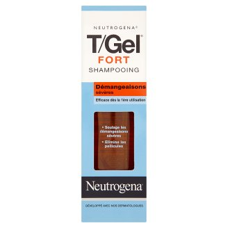 Neutrogena T/Gel Fort korpásodás elleni sampon 125 ml