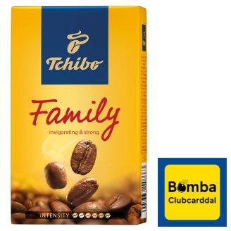 Tchibo Family őrölt, pörkölt kávé 500 g