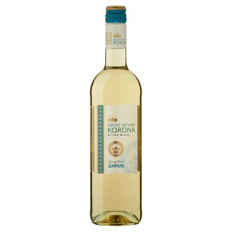 Szent István Korona Etyek-Budai Juhfark Dry White Wine 12% 0,75 l