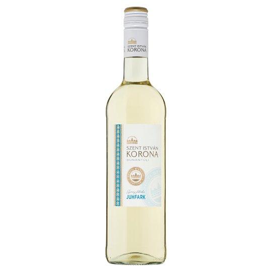 Szent István Korona Etyek-Budai Juhfark száraz fehérbor 0,75 l