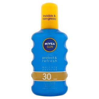 NIVEA SUN Protect & Refresh Invisible Sun Spray SPF 30 200 ml