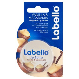 Labello Vanilla & Macadamia Lip Butter 16,7 g