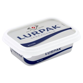 Lurpak Slightly Salted Spreadable Mixed Product 200 g