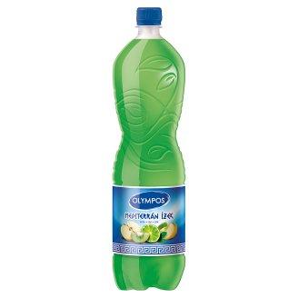 Olympos Mediterrán Ízek Apple-Kiwi-Lime Drink 1,5 l