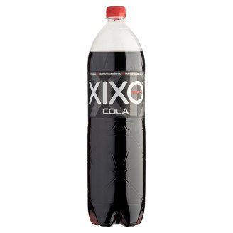 XIXO Cola Zero Cola Flavoured Energy and Sugar-Free Carbonated Drink with Sweeteners 1,5 l