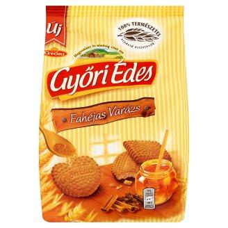 Győri Édes Fahéjas Varázs mézes, fahéjas, omlós keksz 150 g