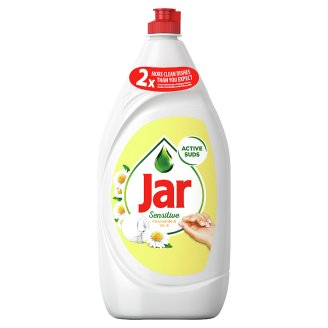Jar Sensitive Dish Washing Liquid Chamomile & Vit E 1350ml