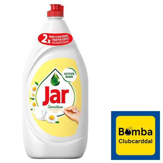 Jar Sensitive Chamomile & Vitamin E Mosogatószer, 1,35 l
