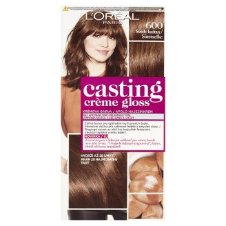 image 1 of L'Oréal Paris Casting Crème Gloss 600 Dark Blond Care Hair Colorant