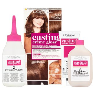 image 2 of L'Oréal Paris Casting Crème Gloss 600 Dark Blond Care Hair Colorant