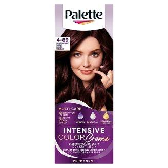 Schwarzkopf Palette Intensive Color Creme Intense Cream Hair Colorant 4-89 Intense Eggplant (RFE3)