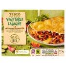 Tesco Quick-Frozen Vegetable Lasagne 375 g