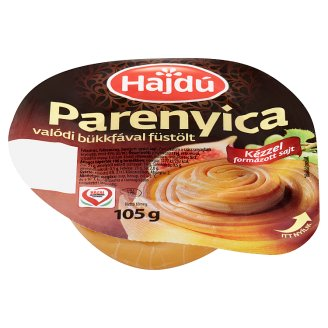 Hajdú Smoked, Semi-Fat, Semi-Hard Parenyica Cheese 105 g