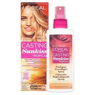image 2 of L'Oréal Paris Casting Tropical Sunkiss Gradual Hair Lightening Spray 125 ml