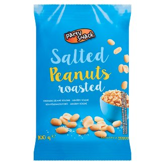 Party Snack Salted Roasted Peanuts 100 g
