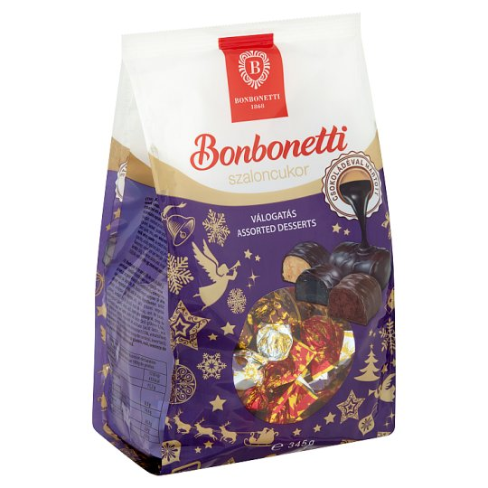 Bonbonetti Caramel Dessert with Chocolate 345 g