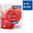 Tesco Jumbo Kitchen Towels 3 Ply 1 Roll
