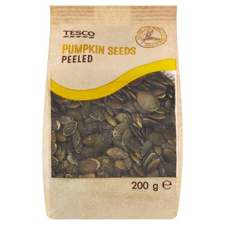 Tesco Peeled Pumpkin Seeds 200 g