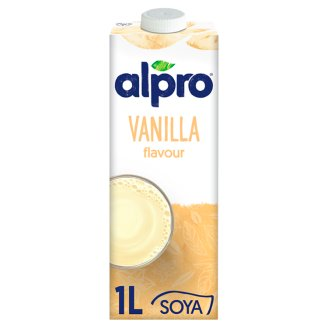 Alpro Vanilla Flavour Soya Drink 1 l