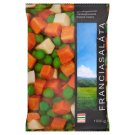Quick-Frozen French Style Vegetable Mix 1000 g