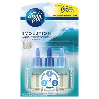 Ambi Pur 3Volution Ocean Mist Elektromos Légfrissítő Utántöltő 2x20 ml
