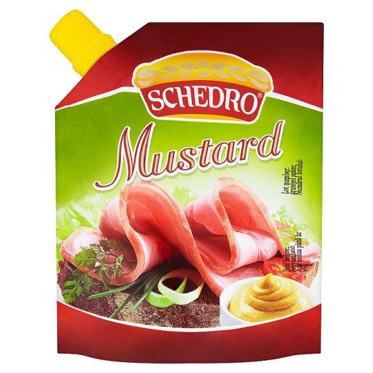 Schedro mustár tormával 120 g