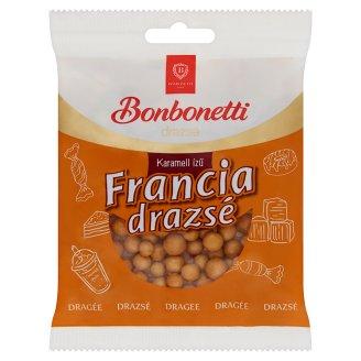 Bonbonetti karamell ízű Francia drazsé 70 g