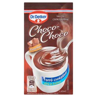 Dr. Oetker Choco-Choco Classic Hot Chocolate Drink Powder 34 g