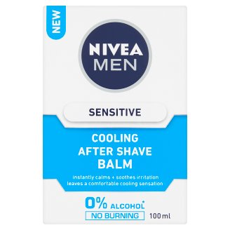 NIVEA MEN Sensitive Cooling after shave balzsam 100 ml