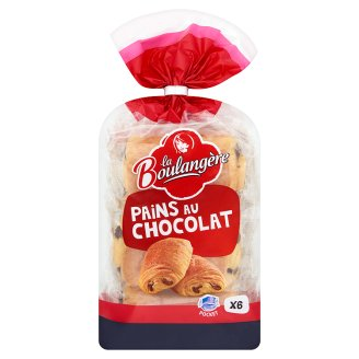 La Boulangère Pastry with Chocolate 6 pcs 270 g