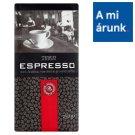 Tesco Espresso pörkölt, őrölt kávé 250 g