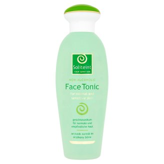 Soliteint Non-Alcoholic Face Tonic for Normal and Sensitive Skin 150 ml