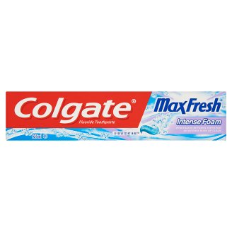 Colgate Max Fresh Intense Foam fogkrém 125 ml
