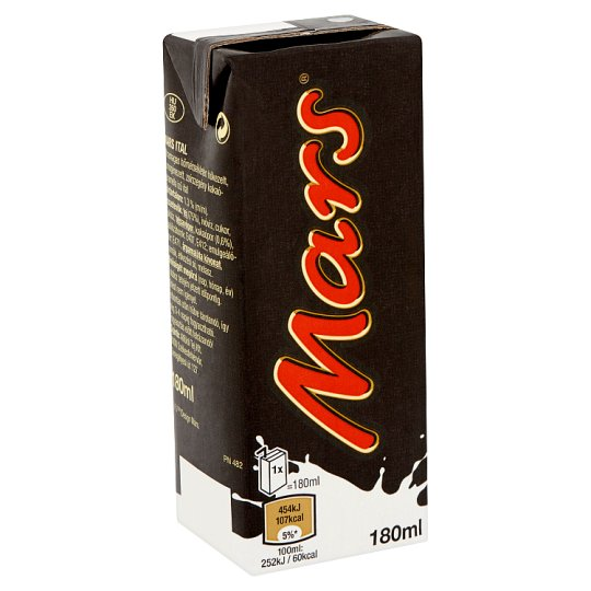 Mars UHT Low-Fat Cocoa-Caramel Flavoured Drink 180 ml