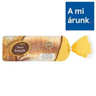 Tesco Toast Bread 500 g