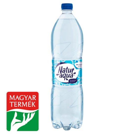 NaturAqua Carbonated Natural Mineral Water 1,5 l