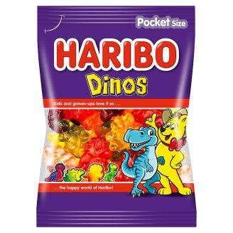 Haribo Dinos Fruit Flavoured Gums 100 g