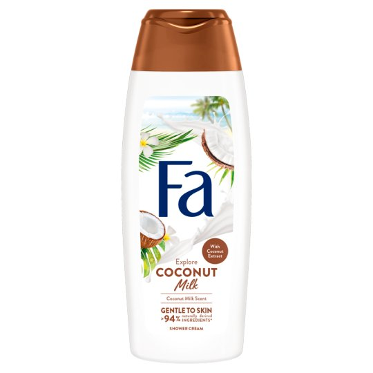 Fa Coconut milk krémtusfürdő 250 ml