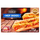 Tesco Quick-Frozen Hot-Dogs 2 x 150 g