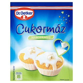 Dr. Oetker Marzipan Flavoured Frosting Powder 100 g