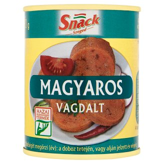 Snack Szeged Hungarian Minced Meat 130 g