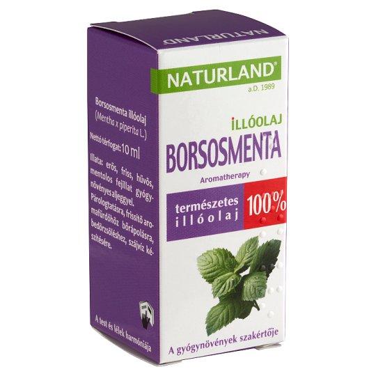 Naturland Aromatherapy borsosmenta illóolaj 10 ml