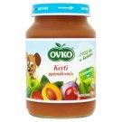 Ovko glutén- és tejszármazékmentes kerti mix bébidesszert 7 hónapos kortól 190 g