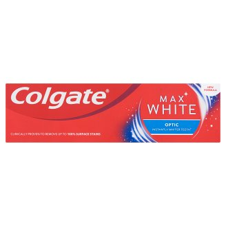 Colgate Max White Optic Toothpaste 75 ml